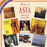 Best of Asia, Africa and Australia
